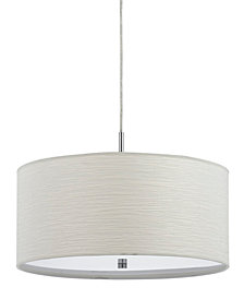 Cal Lighting 2-Light Nianda Pendant Fixture