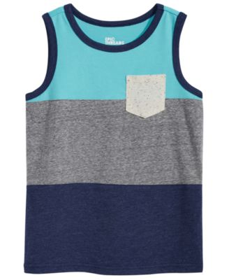 Toddler Boys Colorblocked Tank Top, Created for Macy's