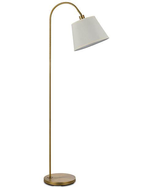 Cal Lighting 60W Covington Metal Floor Lamp