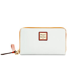Dooney & Bourke Zip Around Wristlet