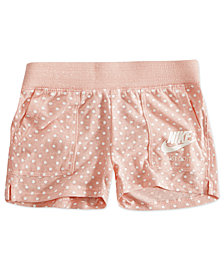 Nike Printed Gym Shorts, Toddler Girls