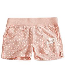 Nike Printed Gym Shorts, Toddler Girls