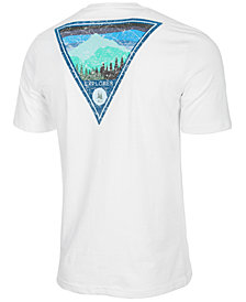 G.H. Bass & Co. Men's Explorer Graphic-Print T-Shirt