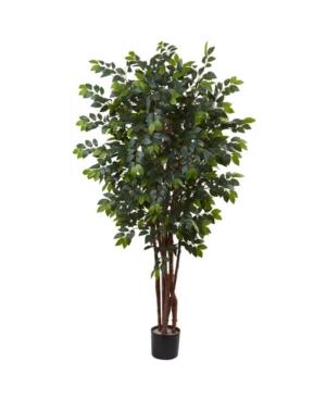 Nearly Natural 7 Artificial Sakaki Tree