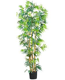 Nearly Natural 6' Artificial Bambusa Bamboo Tree