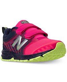 bf64dcc7a5609 New Balance Little Girls' FuelCore Nitrel v3 Running Sneakers from Finish  Line