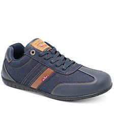 Levi's® Men's Solano Denim Sneakers