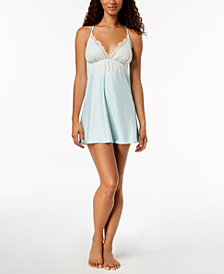 Flora by Flora Nikrooz Parker Sheer Lace Chemise