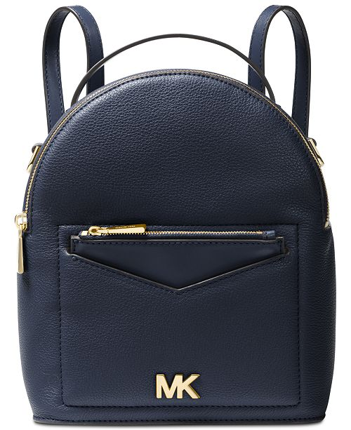 d38695b19166 Michael Kors Jessa Convertible Backpack; Michael Kors Jessa Convertible  Backpack ...
