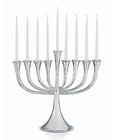 Judaica Molten Menorah