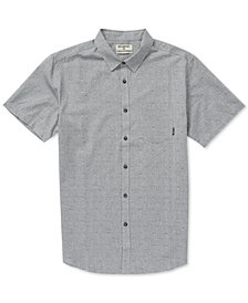 Billabong Men's Sunday Jacquard Shirt