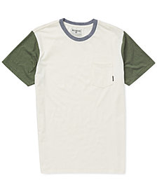 Billabong Men's Zenith Colorblocked Pocket T-Shirt