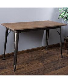 Fallon Foldable Desk, Quick Ship
