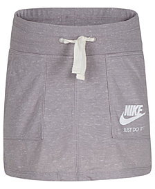 Nike Little Girls Gym Scooter Skort