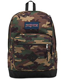 Jansport Men's City Scout Printed Backpack
