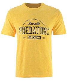 Men's Nashville Predators Speed Zone T-Shirt