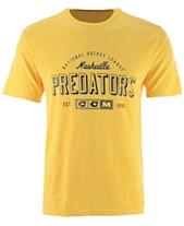 f5593abd19ac Nashville Predators Mens Sports Apparel   Gear - Macy s