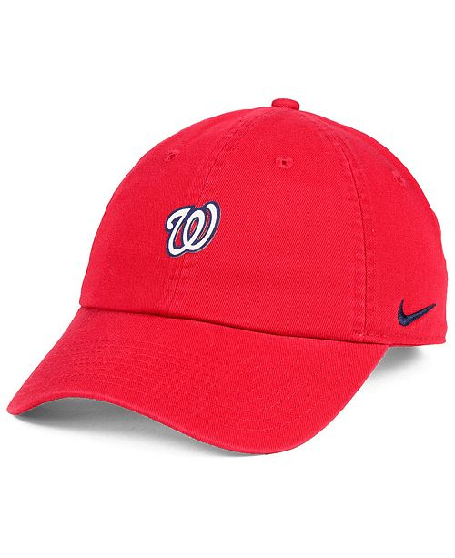 8ba704f87beb7 Nike Washington Nationals Micro Cap  Nike Washington Nationals Micro Cap ...