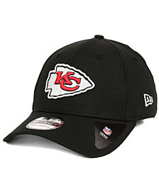New Era Kansas City Chiefs New Team Classic 39THIRTY Cap