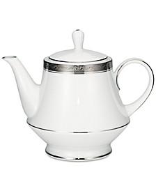 Crestwood Platinum Teapot