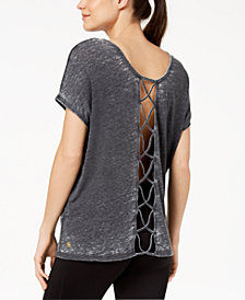 Gaiam Eden Relaxed Strappy-Back T-Shirt