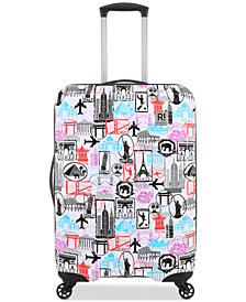 "Revelation! Stamp 27"" Spinner Suitcase"