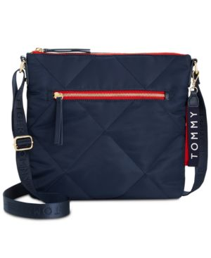 KENSINGTON QUILTED CROSSBODY