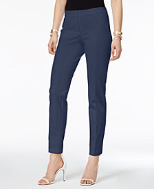 Alfani Petite Skinny Pants, Created for Macy's