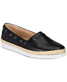 Callisto Highlighter Espadrille Slip-On Sneakers