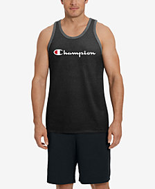 Champion Men's Classic Ringer Tank Top