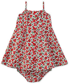 Ralph Lauren Floral Dress, Baby Girls
