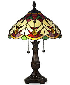 Dale Tiffany Arizona Table Lamp