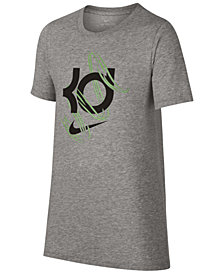 Nike Big Boys KD-Print T-Shirt