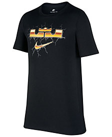 Nike Big Boys LeBron-Print T-Shirt