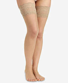 Berkshire Women's  Sheer Shimmer Thigh Highs Hosiery 1340