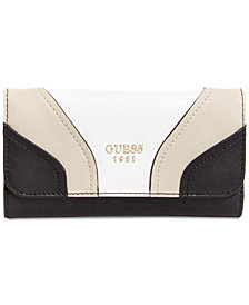 GUESS Islington Slg Slim Clutch Wallet