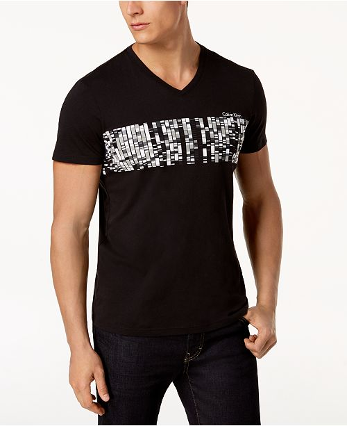 Calvin Klein Men's Graphic-Print T-Shirt