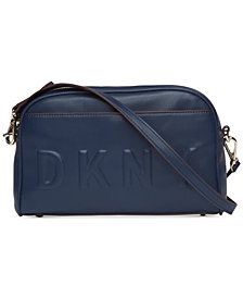 DKNY Tilly Logo Camera Bag Crossbody, Created for Macy's
