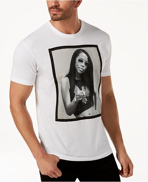 Men's White Party Gallery T-Shirt Collection