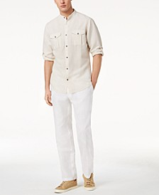 INC Linen Pants & Fuji Shirt, Created for Macy's