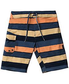 Volcom Magnetic Stripe Swim Trunks, Toddler Boys