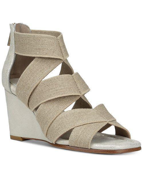Donald Pliner Donald J Pliner Lelle Wedge Sandals Women's Shoes