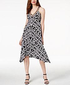 I.N.C. Beaded Midi Dress, Created for Macy's