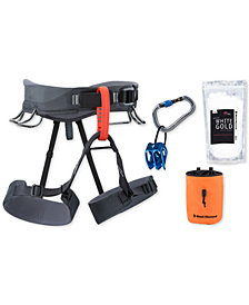 Black Diamond Momentum Harness Package from Eastern Mountain Sports