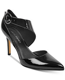 Marc Fisher Dianora Pointed-Toe Pumps