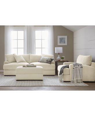 Rhyder 88'' Fabric Sofa, Created for Macy's