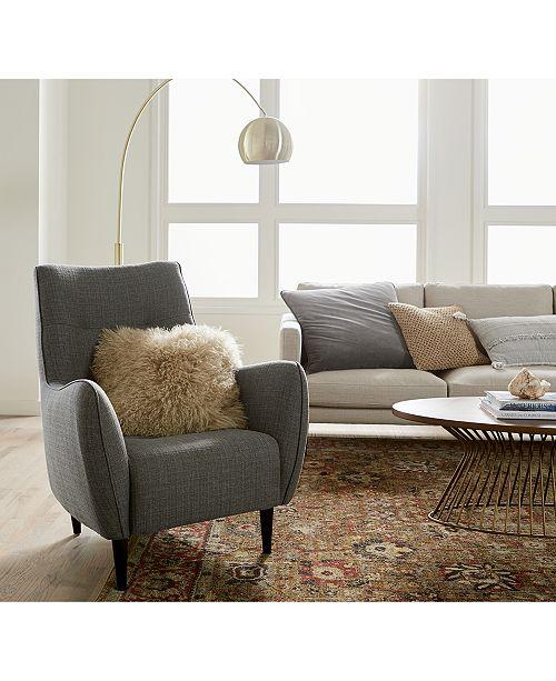 """Macys Sofa Sale: Furniture Lodie 90"""" Fabric Sofa & Reviews"""