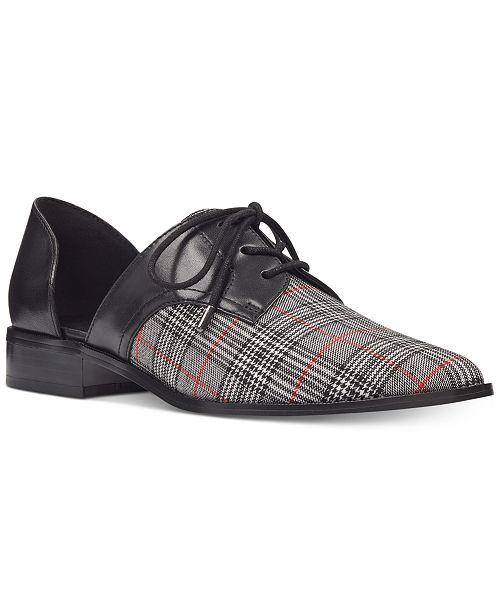 a3b600b76fa3 Nine West Watervelt Oxford Shoes   Reviews - Flats - Shoes - Macy s