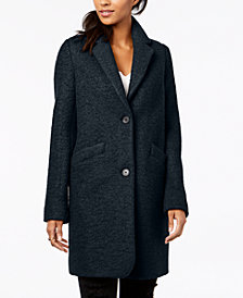 Marc New York Paige Bouclé Coat