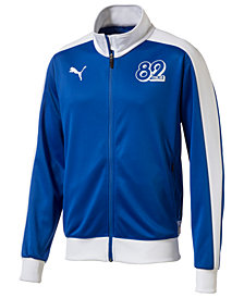 Puma Men's Forever Football Italy Soccer Track Jacket